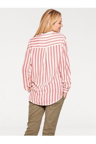 Camasa heine CASUAL 008250 roz