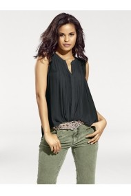 Bluza heine CASUAL 008819 neagra - els