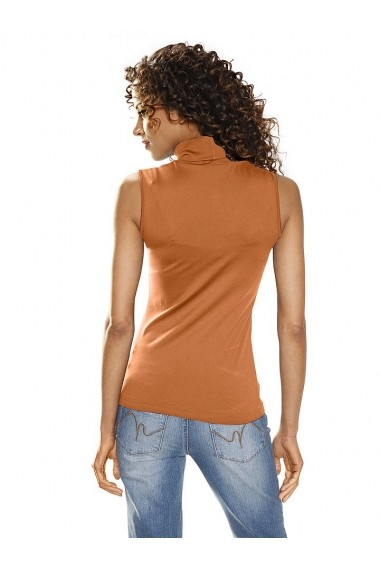 Tricou heine CASUAL 130140 portocaliu