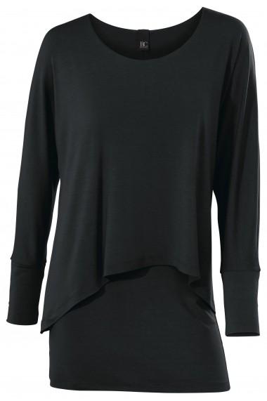 Bluza heine CASUAL 005489 Neagra - els