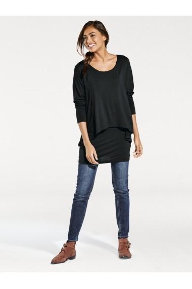 Bluza heine CASUAL 005489 neagra