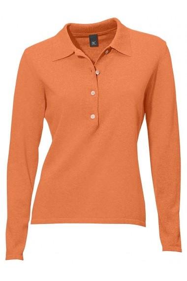 Bluza heine CASUAL HNE-173119 portocalie