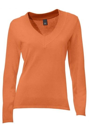 Pulover heine CASUAL 179172 portocaliu