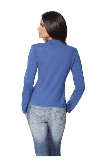 Cardigan heine CASUAL 153859 albastru