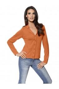Cardigan heine CASUAL 160022 portocaliu