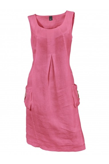 Rochie heine CASUAL 169467 roz