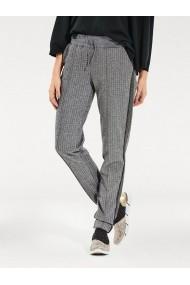 Pantaloni drepti heine CASUAL 122096 gri