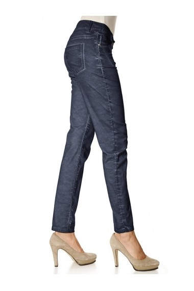 Pantaloni drepti heine CASUAL 127346 bleumarin