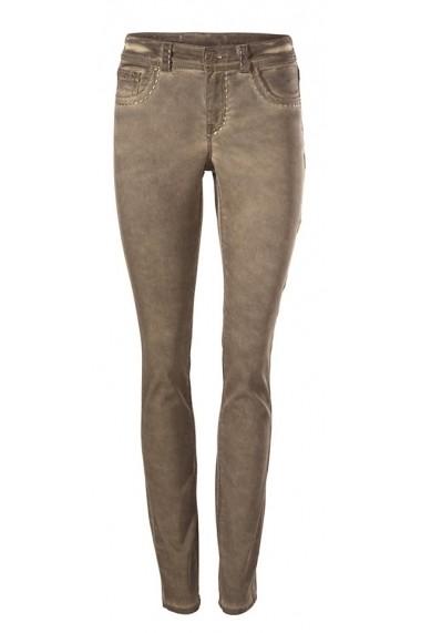 Pantaloni drepti heine CASUAL 143722 maro