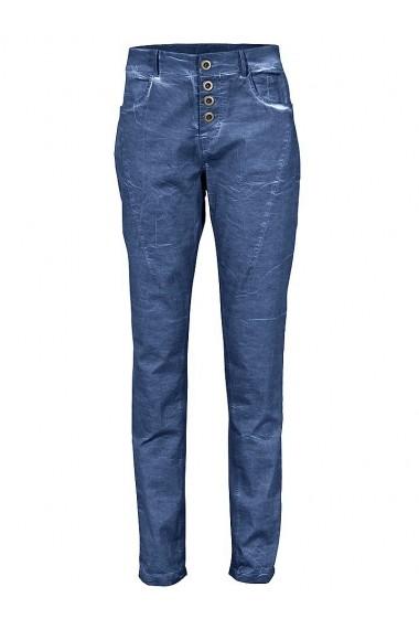 Pantaloni drepti heine CASUAL 147840 albastru