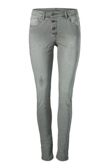 Pantaloni drepti heine CASUAL 181145 verde