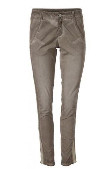 Pantaloni drepti mignona 198609 heine CASUAL gri