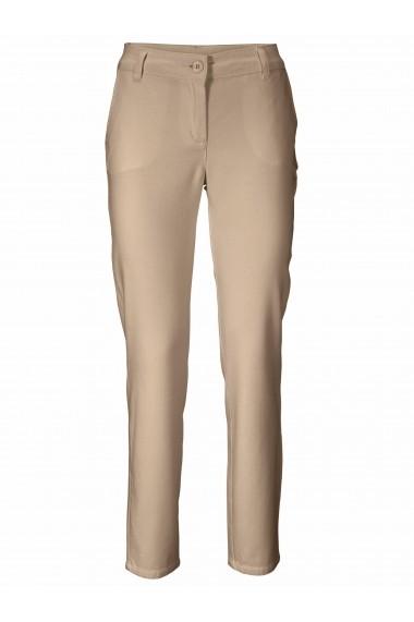 Pantaloni drepti heine CASUAL 004514 bej