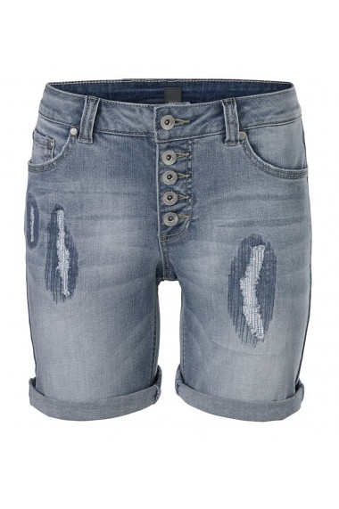 Pantaloni scurti heine CASUAL 185868 albastru