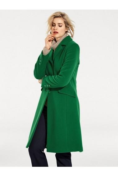 Palton heine CASUAL 129924 verde