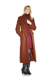 Palton heine CASUAL 180984 maro