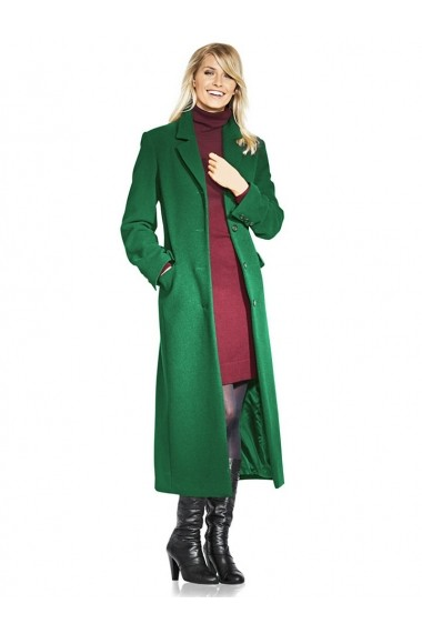 Palton heine CASUAL 190673 verde - els