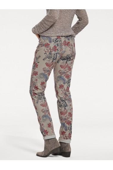 Pantaloni drepti mignona 005067 heine CASUAL bej