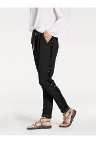 Pantaloni skinny Best Connections 081995 negru