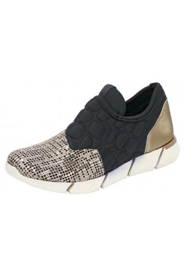 Pantofi sport Andrea Conti 148766 negru