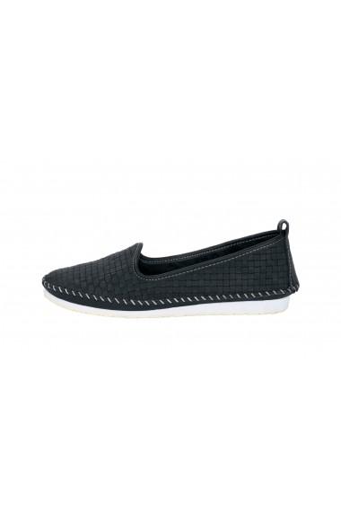Pantofi Andrea Conti 002612 negru - els