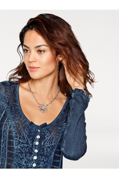 Bluza heine CASUAL 002130 albastra