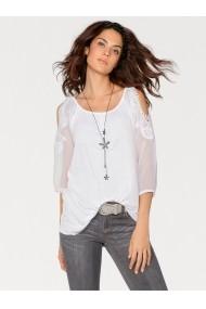 Блуза heine CASUAL 003488 Бял