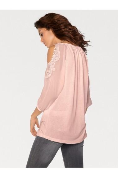 Bluza heine CASUAL 061081 roz
