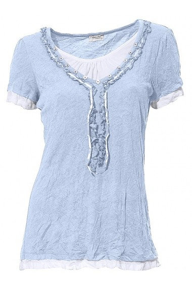 Bluza heine CASUAL 171034 albastra