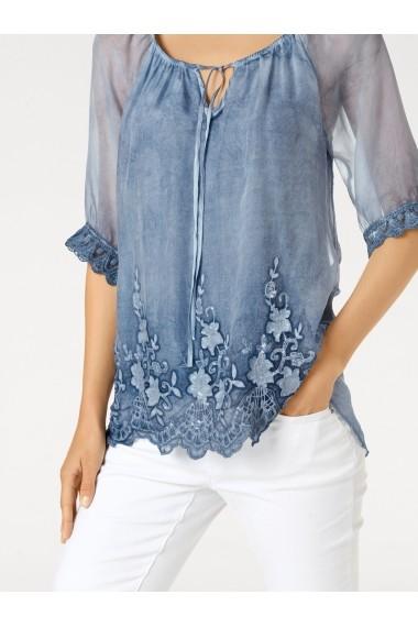 Bluza heine CASUAL 156172 albastra