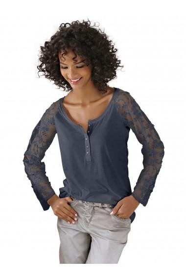 Bluza heine CASUAL 085045 albastra