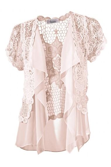 Cardigan heine CASUAL 196394 roz