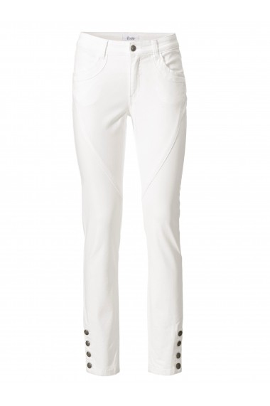 Pantaloni heine CASUAL 005706 alb