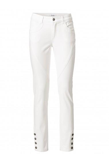 Pantaloni mignona 008483 heine CASUAL alb