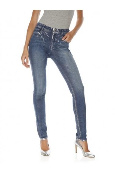 Jeansi Skinny Class International Fx 125749 albastru