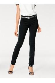 Pantaloni drepti Class International Fx 056097 negru - els