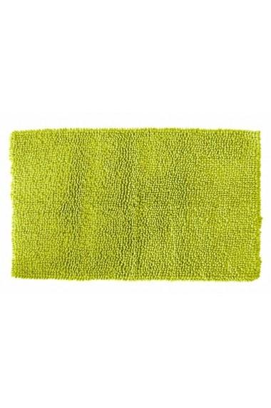 Covoras de baie heine home 032162 verde 60/100 cm - els