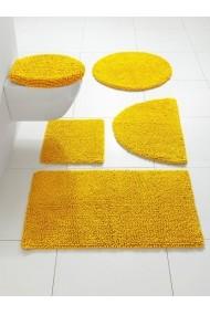 Covoras de baie heine home 049991 galben 60/100 cm