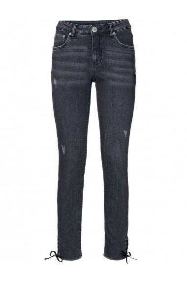 Jeans slim heine CASUAL 73353056 negru - els