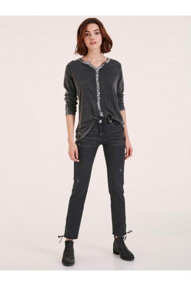 Jeans slim heine CASUAL 73353056 negru