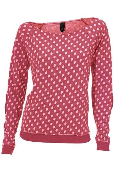 Bluza heine CASUAL 010415 rosu - els