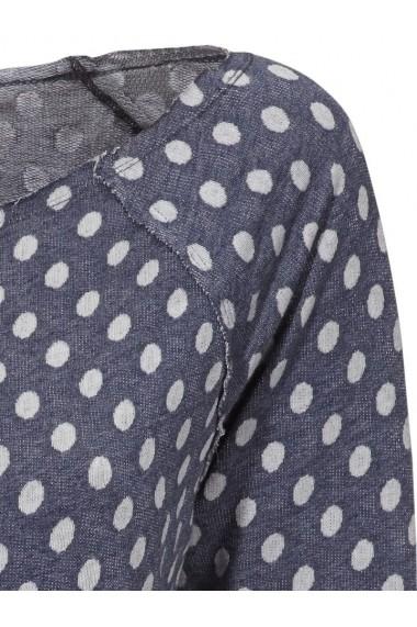 Bluza heine CASUAL 003802 albastra