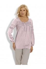 Bluza heine CASUAL 029920 roz