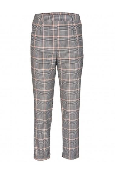 Pantaloni drepti heine CASUAL 11526201 gri - els