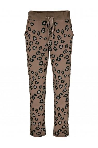 Pantaloni drepti heine CASUAL 15146734 negru