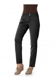 Pantaloni drepti heine CASUAL 085717 negru