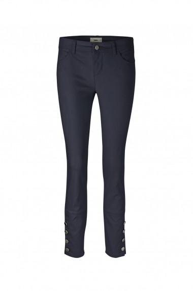Pantaloni drepti heine CASUAL 76681403 albastru