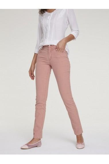 Pantaloni drepti heine CASUAL 32205754 roz