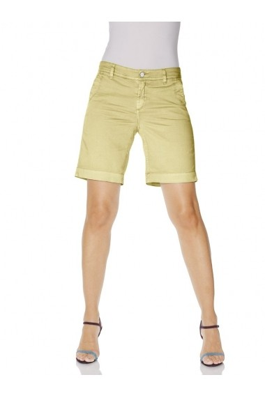 Pantaloni scurti heine CASUAL 106369 galben
