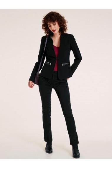 Pantaloni drepti heine TIMELESS 25728160 negru
